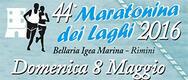 44esima Maratonina dei Laghi - 08/05/2016