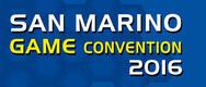 San Marino Game Convention 2016 - DAL 6 AL 08/05/2016