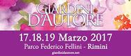 Giardini d'Autore Primavera 2017 a Rimini - DAL 17 AL 19/03/2017