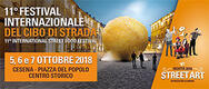 Festival Internazionale del cibo di strada 2017 a Cesena - DAL 6 AL 08/10/2017